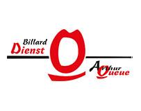 Billard Dienst Athur Queue