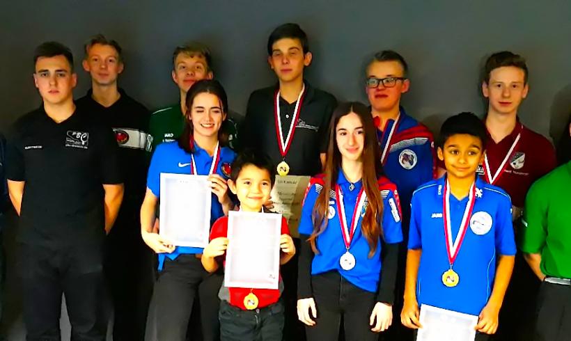Jugend-Hessenmeisterschaft 2018