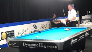 Europameisterschaften Poolbillard 2018 - Timo Hofmann