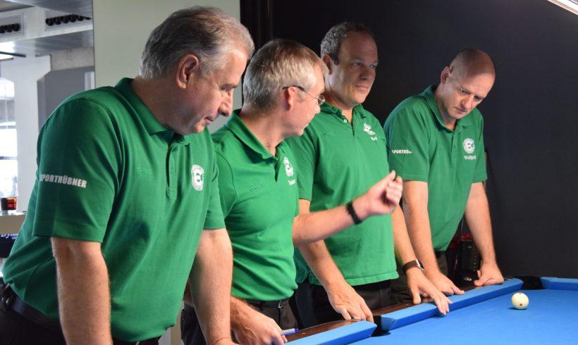 Senioren Kombi Mannschaft 2018